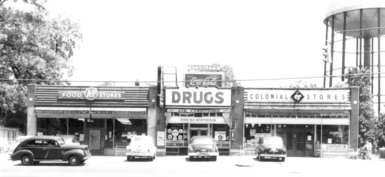 stanley specialty pharmacy circa 1933
