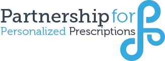 partnership for personalized prescriptions logo